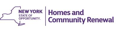 NYS HCR logo