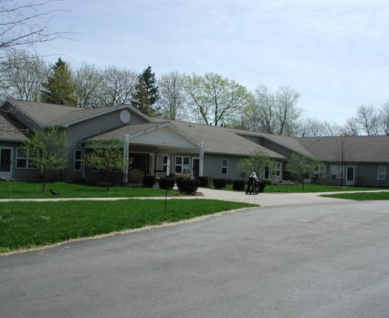 One-Bedroom Apartments Phone: 585-224-8869 Fax: 585-224-8943 FerncliffGardens@landsman.com 895 Fernwood Park Rochester, New York 14609 TDD: 711 or TTY (800) 662-1220